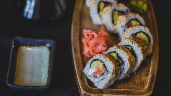 Uramaki Sushi