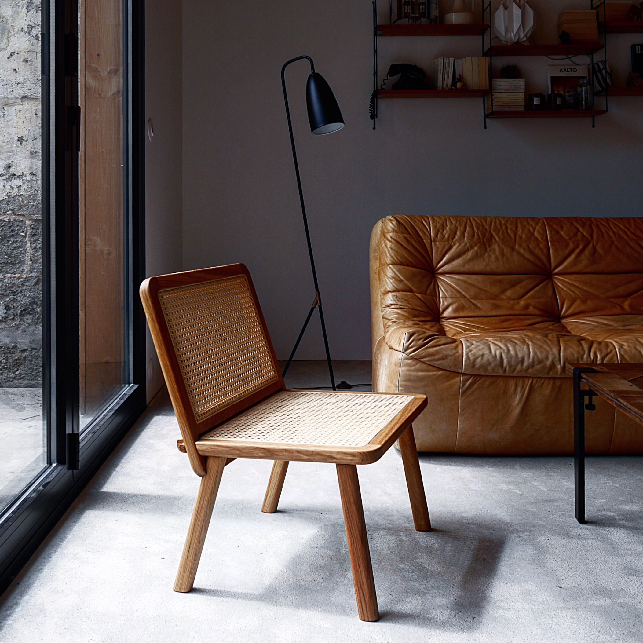 Photo: Pia Riverola Item: Kovac Family  15Chair  in Los Angeles.