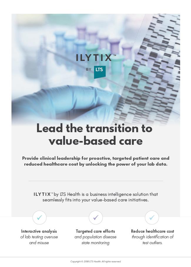 LTS ILYTIX™ Product Brochure