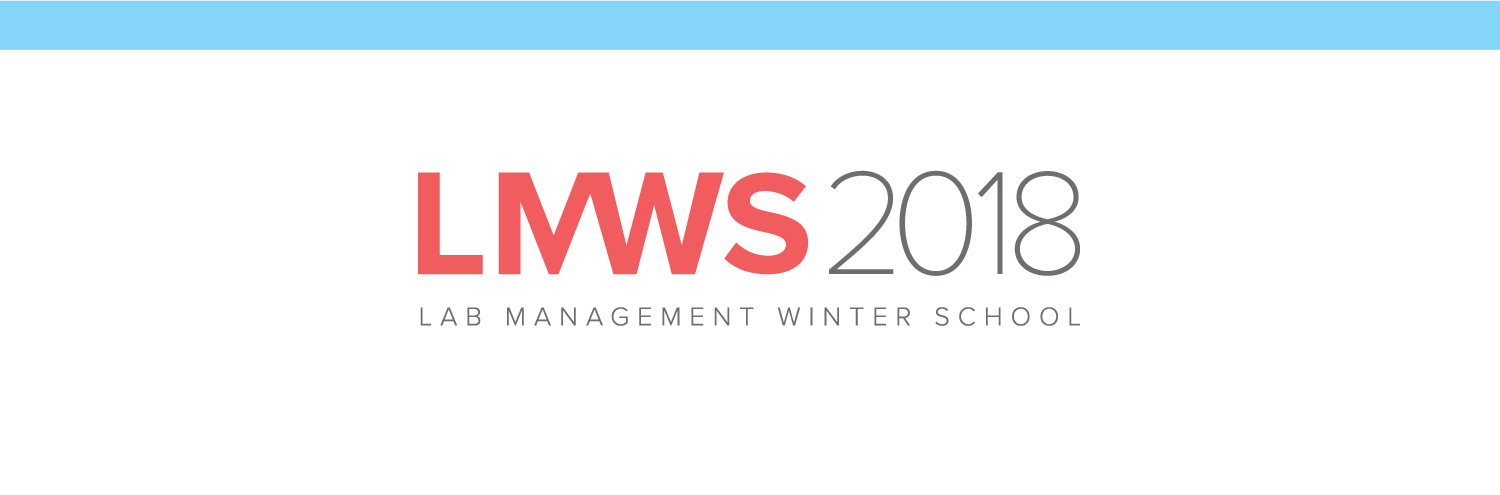 Lab Management Winter School