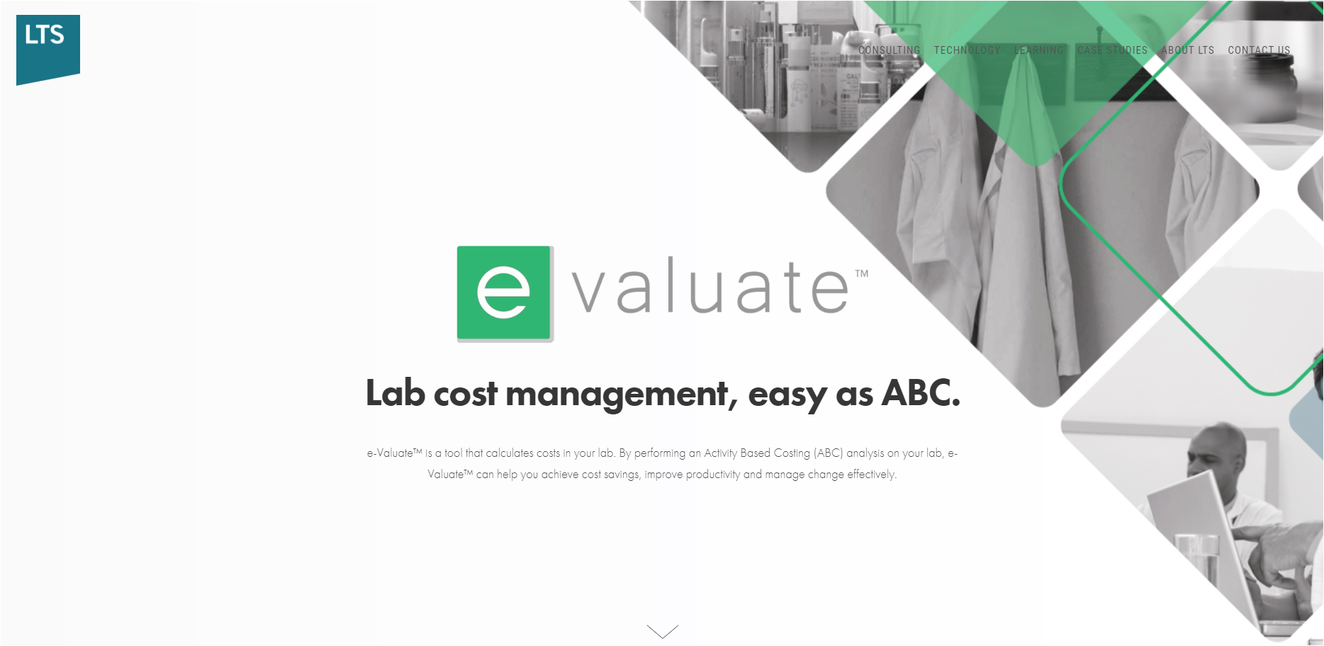 e-Valuate™ Website