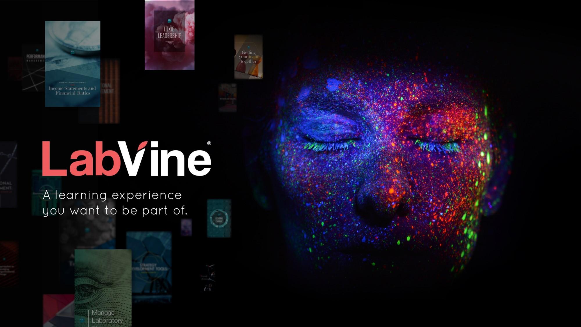 LabVine - Webpage