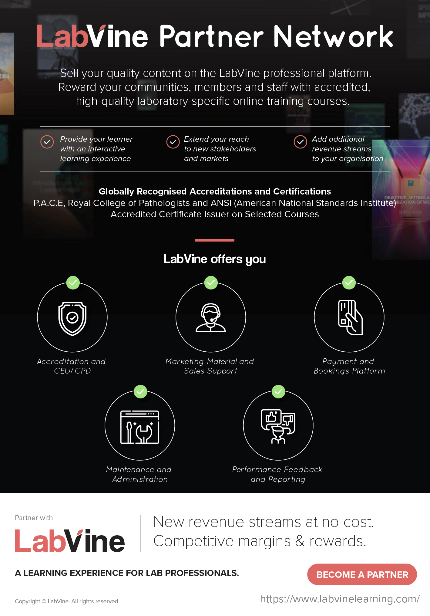 LabVine Partner Network