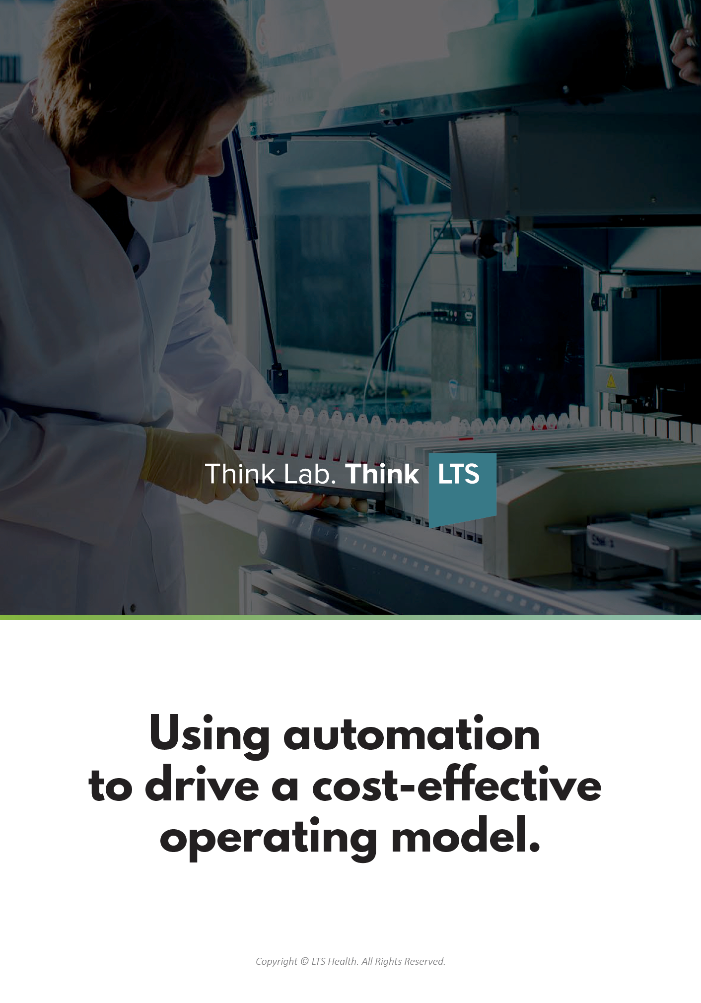 Lab Automation - Case Study