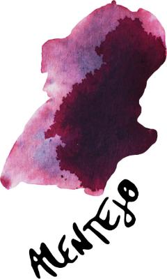 Alentejo ink map