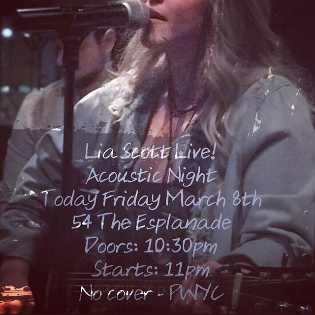 Come see me live TONIGHT @abclubto 54 The Esplanade. Starts at 11pm! #acousticlive #torontomusician #singersongwritersofinstagram #yyzmusic #the6ix🇨🇦 #liveshows