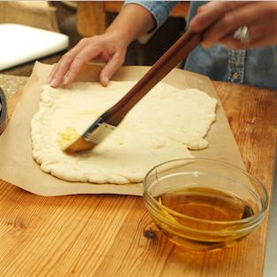 Pizza Margherita — Lauren Lane Culinarian