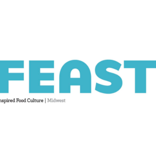 Feast magazine Lauren Lane