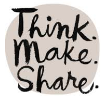 think make share hallmark