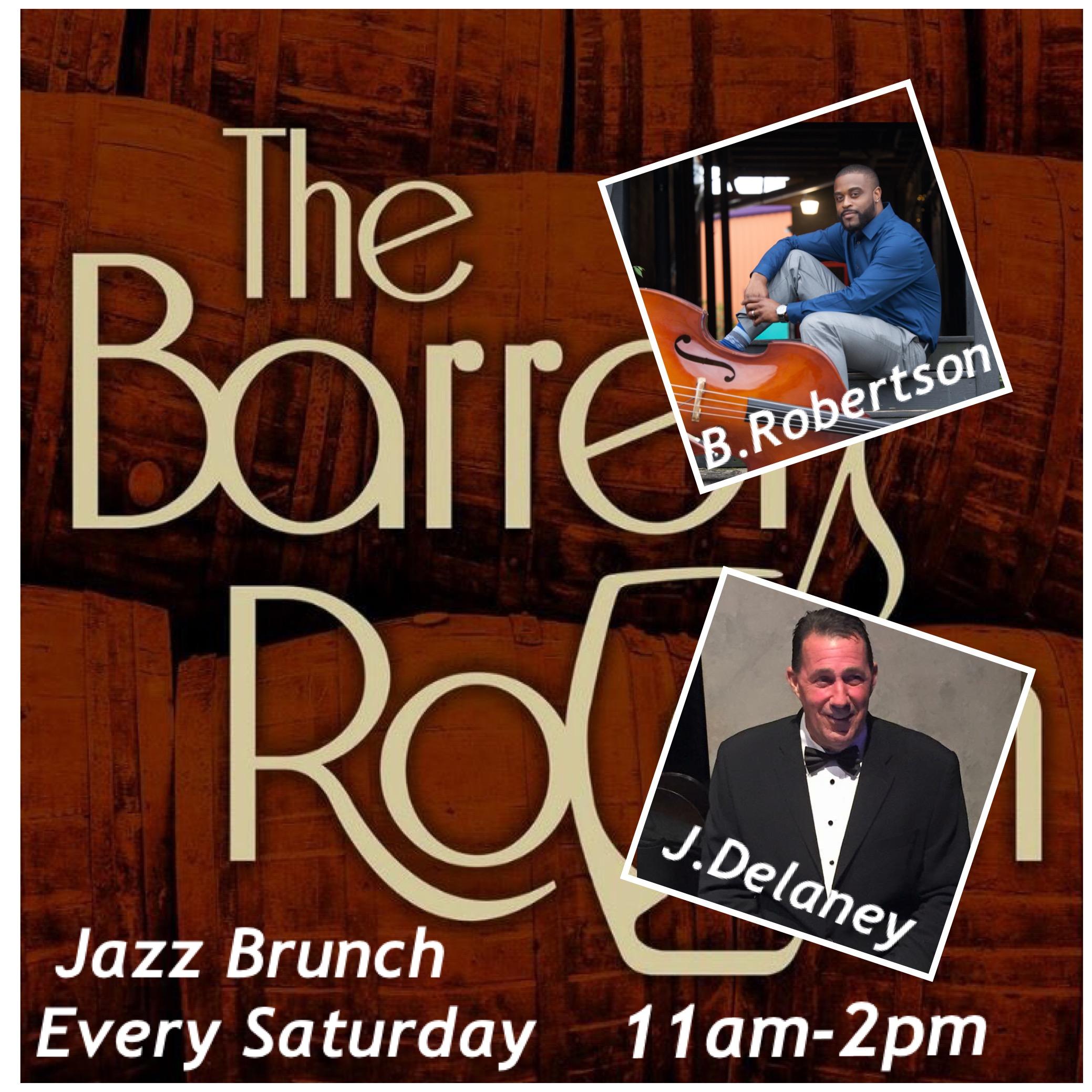 Saturday Jazz Brunch Barrel Room.JPG