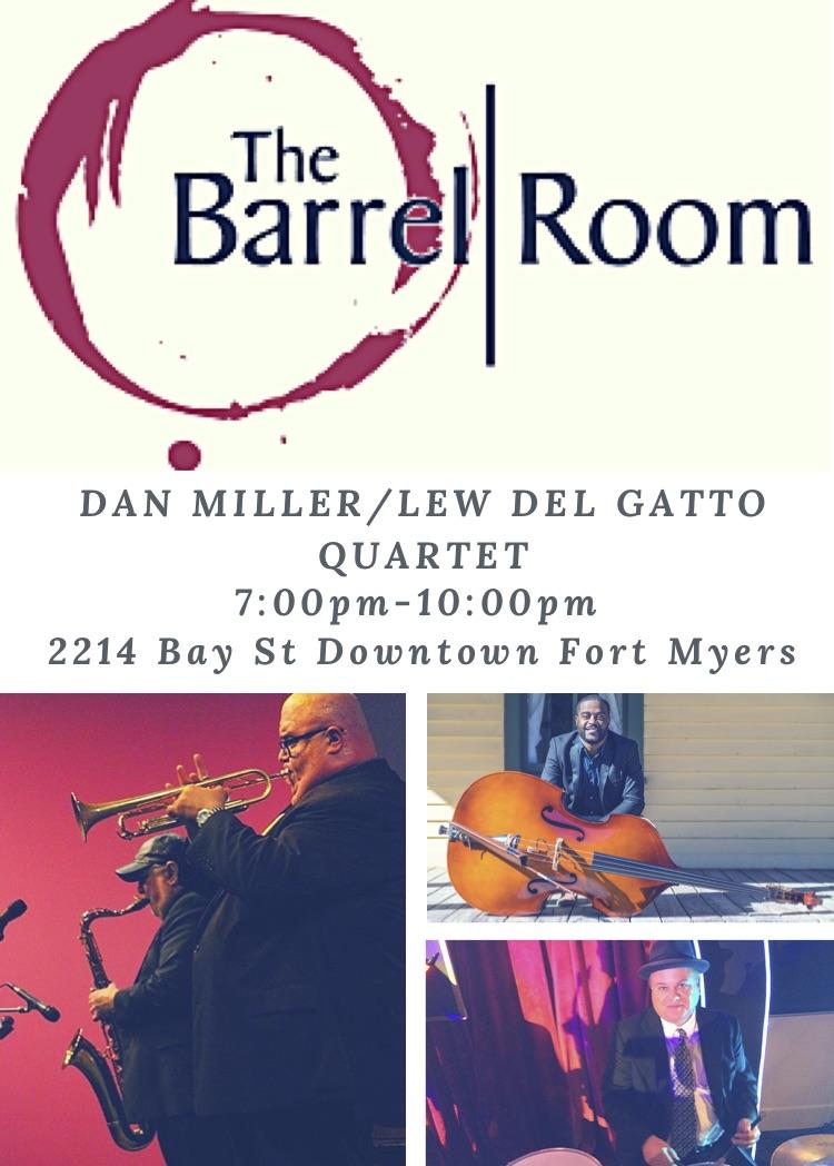 Dan Miller:Lew Del Gatto Quartet Barrel Room *UPDATED*(2).JPG