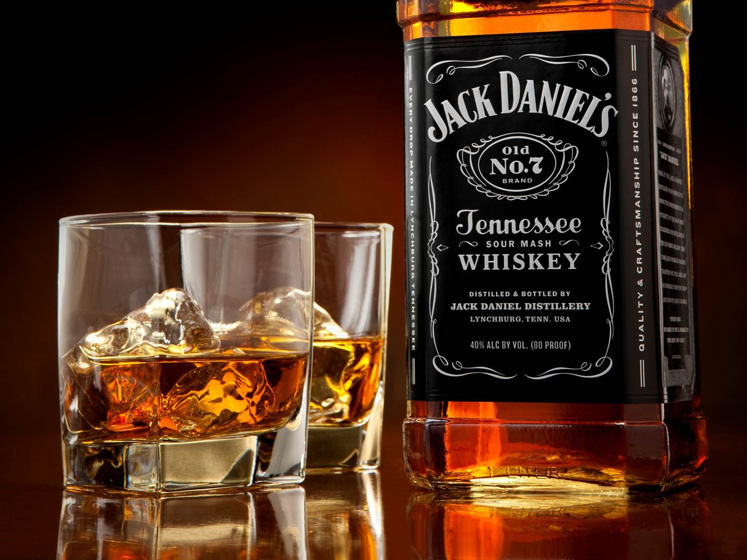 Can the unique flavor profile of Jack Daniel's whiskey be extended into new eating occasions and brand experiences?