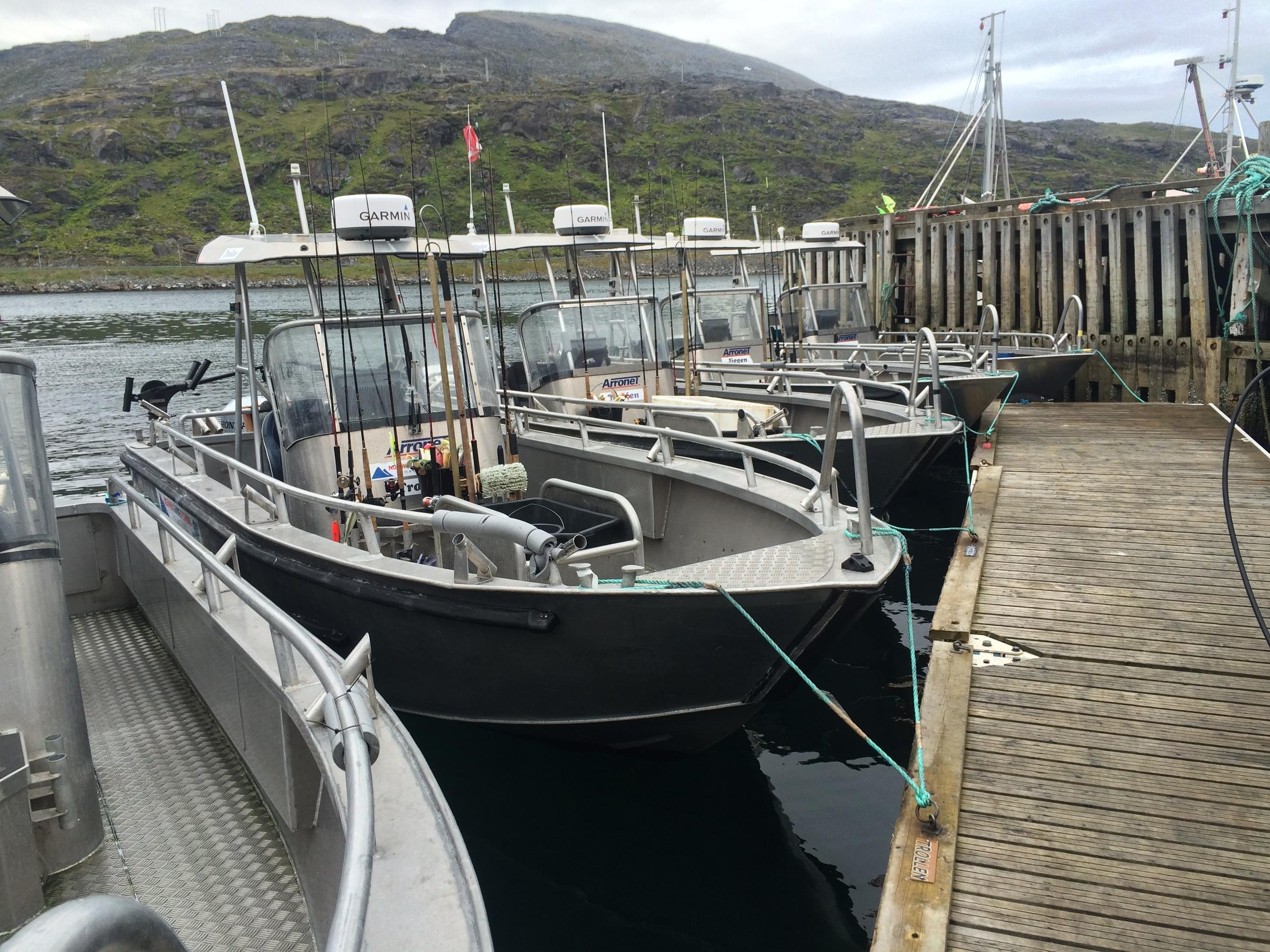 Bådene