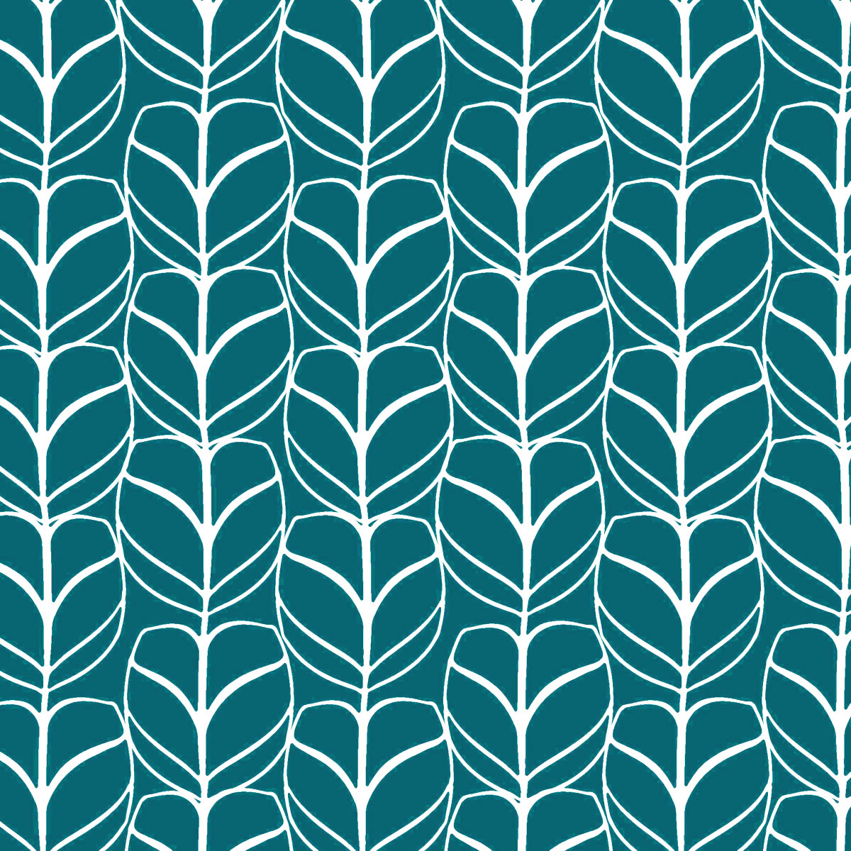 Rooted Teal
