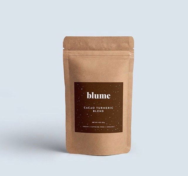 CACAO TURMERIC BLEND, BLUME SUPPLY CO.
