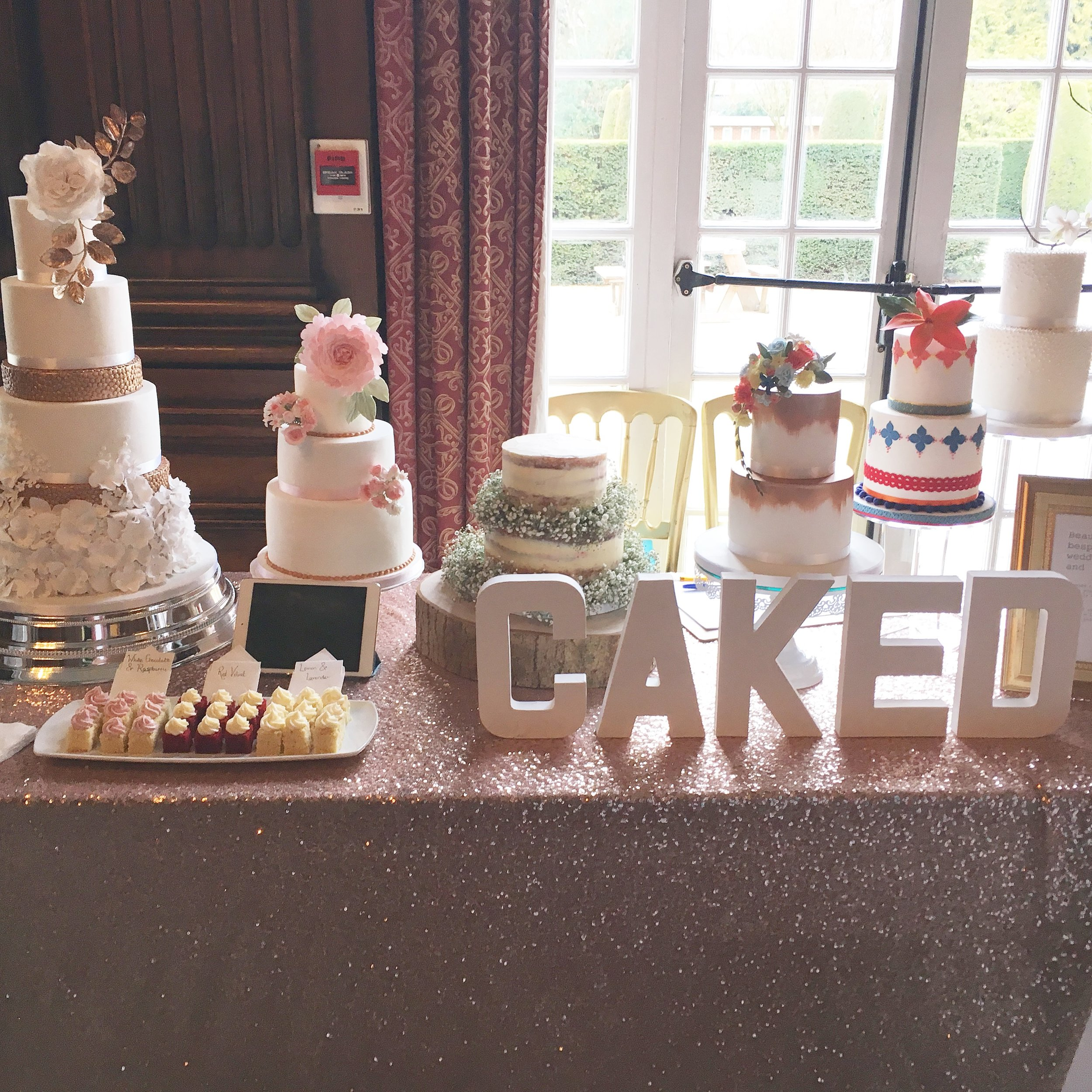 Caked Wedding Fair
