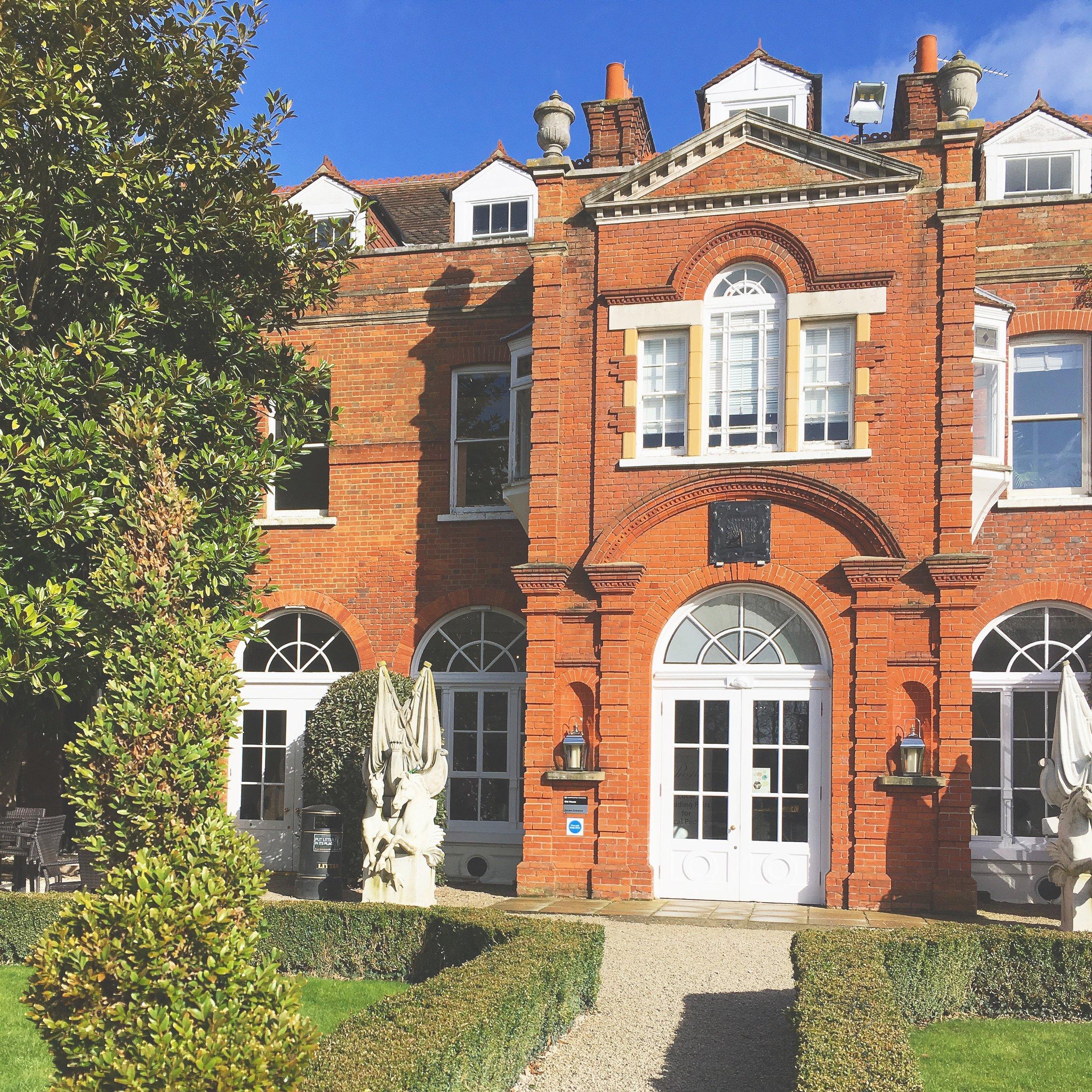 Littleton Park House, Shepperton Studios