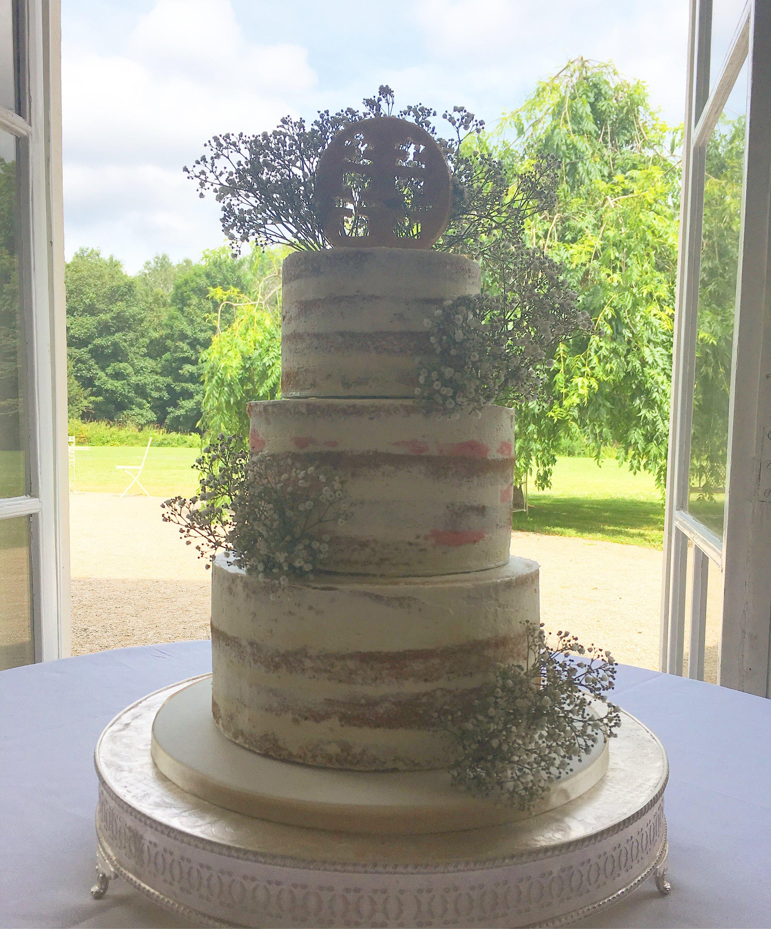 Mark+Ting-wedding-cake