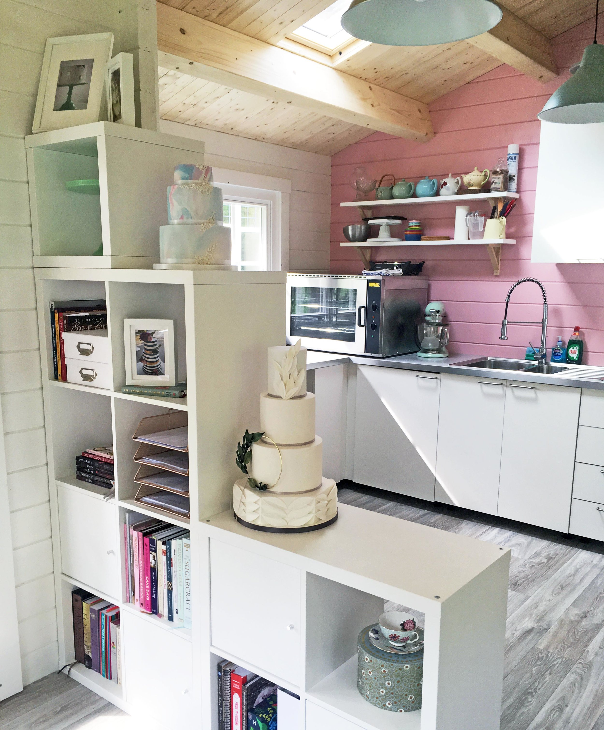 Cake studio kitchen