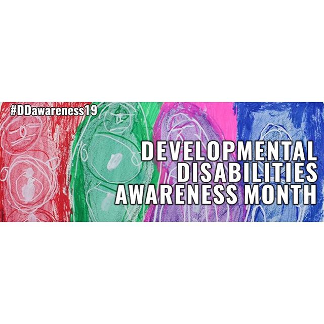 March is Developmental Disabilities Awareness Month!  #ddawareness19. . . . . #anotherchance #acrsi #dayprogram #disabilityawareness #disabilityadvocate #disabilitysupport #dsplife #cnalife #supportedemployment #decaturga #caregivers