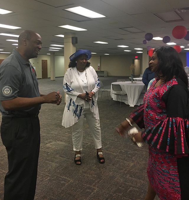 May 4th = Brunch With Ego 2019.  Ms. Kimball brought special guest #MikeGlenn who shared information about his Kids All-Star Basketball Camp for the Deaf and Hard of Hearing. . . . #disabilityawareness #disabilitypride #disabilitysupport #bwe2019 #acrsi #anotherchance #supportedemployment #dsplife #cnalife #dayprogram