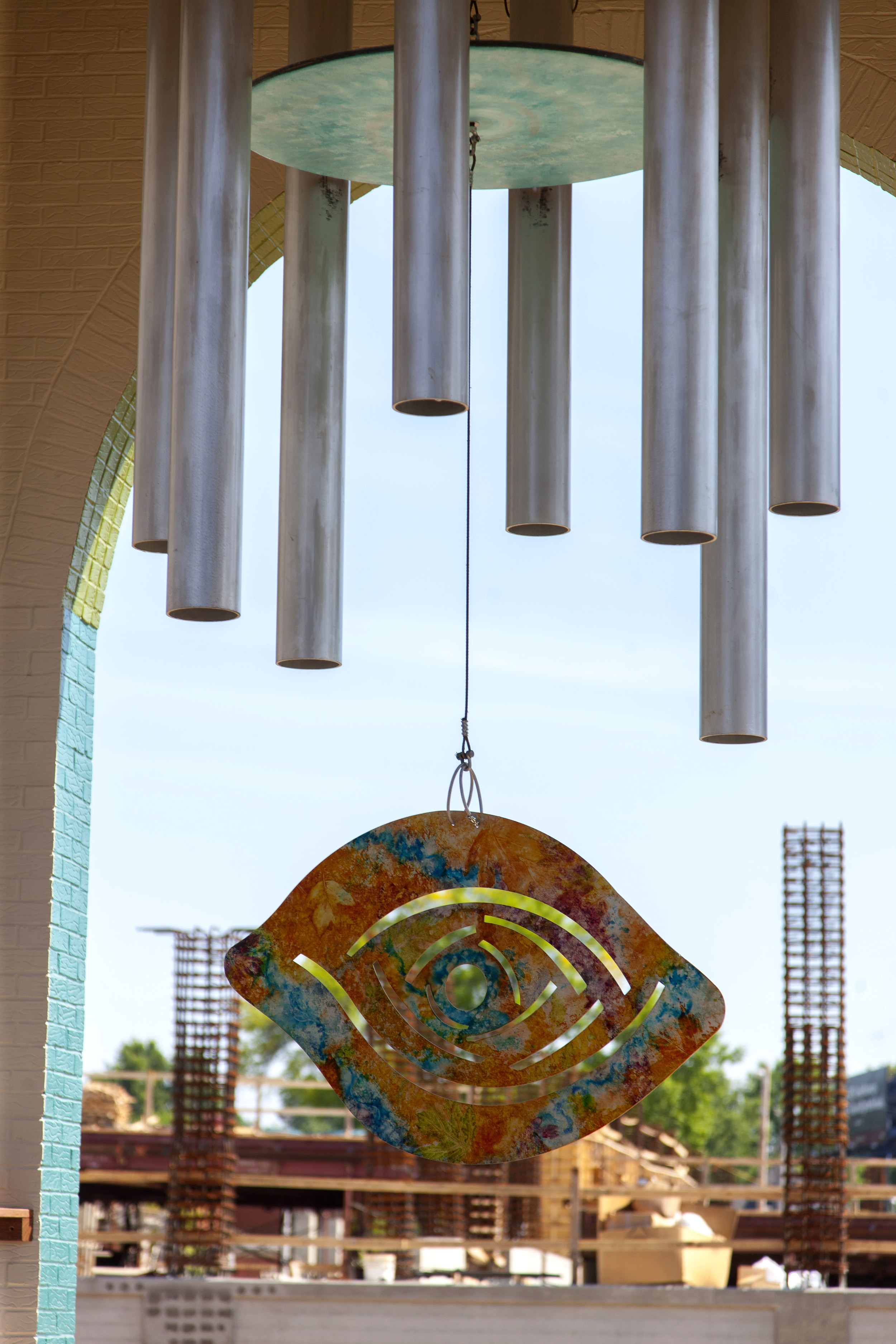 Overton Square Chimes | Sean Murphy & Anne Froning