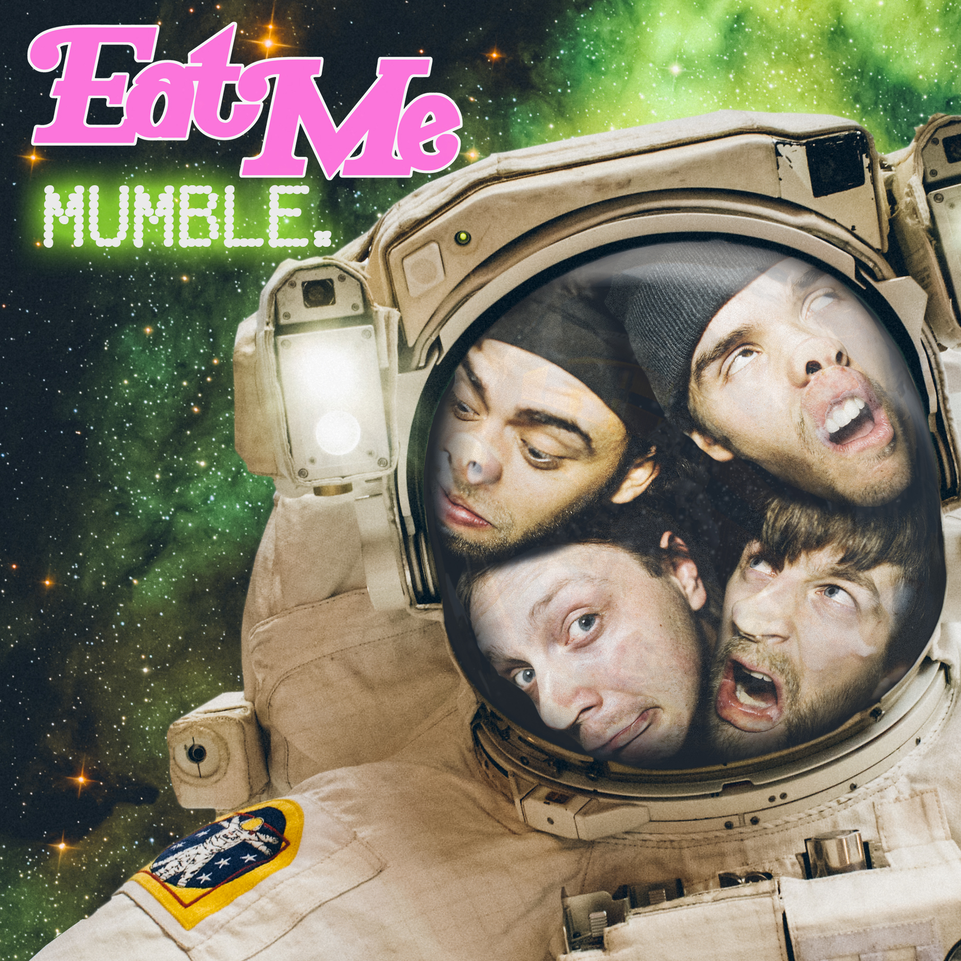 Mumble cover.