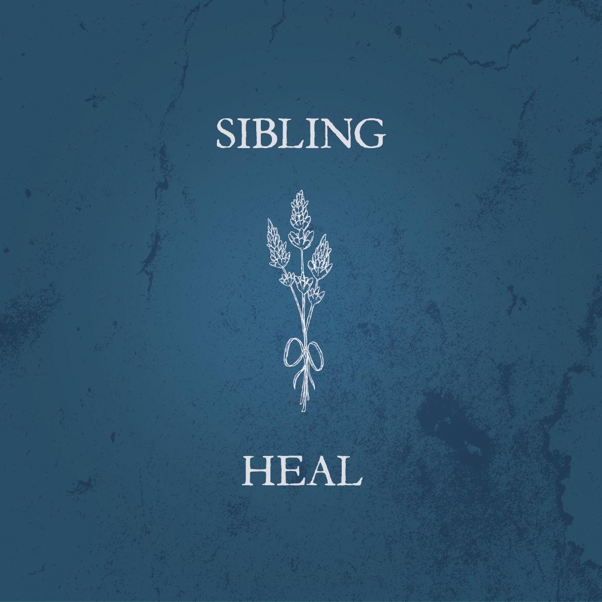 Sibling - Heal/Devils Single