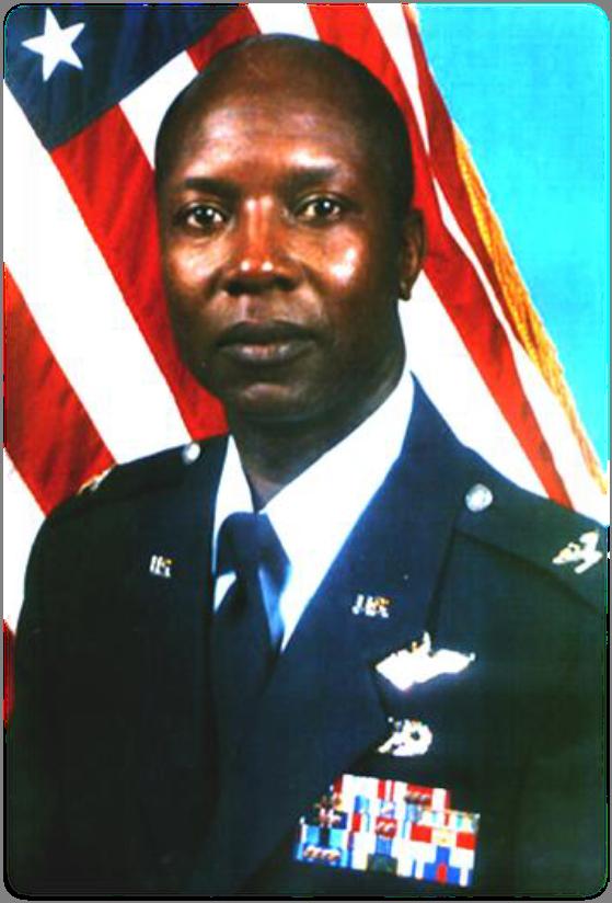 Vivian's Husband: Colonel Henry Childs, USAF
