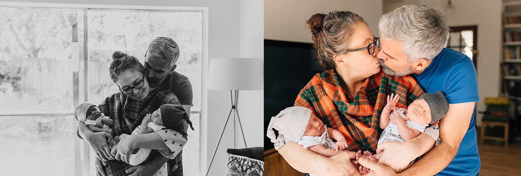 The Woodlands, Spring Newborn Photographer