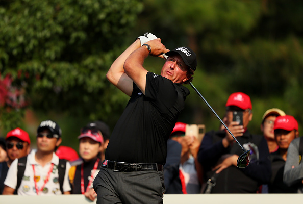 """Rick's superior understanding    of the intricacies of the golf swing    and his skill as a teacher have been    fundamental in taking my game to new heights""    --Phil Mickelson.     3 Major Championship Wins with Rick Smith."