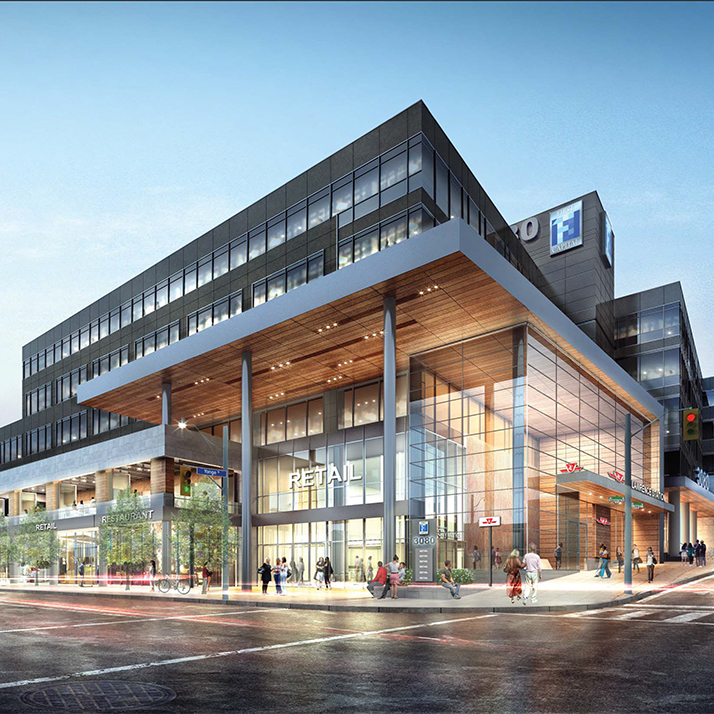 3080 Yonge & Lawrence Subway Entrance  Toronto, ON  Principal in Charge Kasian Architects Inc. & First Capital  2015