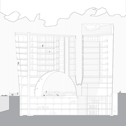 Bayfront Berg Condominiums  Toronto, ON  Option Studio University of Toronto  2015