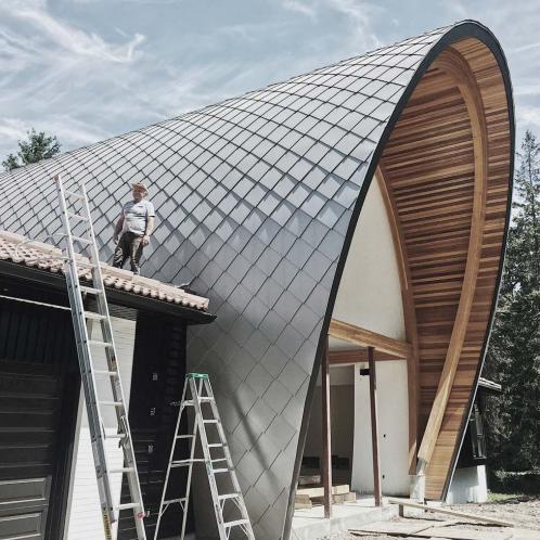 Blythe House Hudson Architecture Mississauga, Ontario 2018