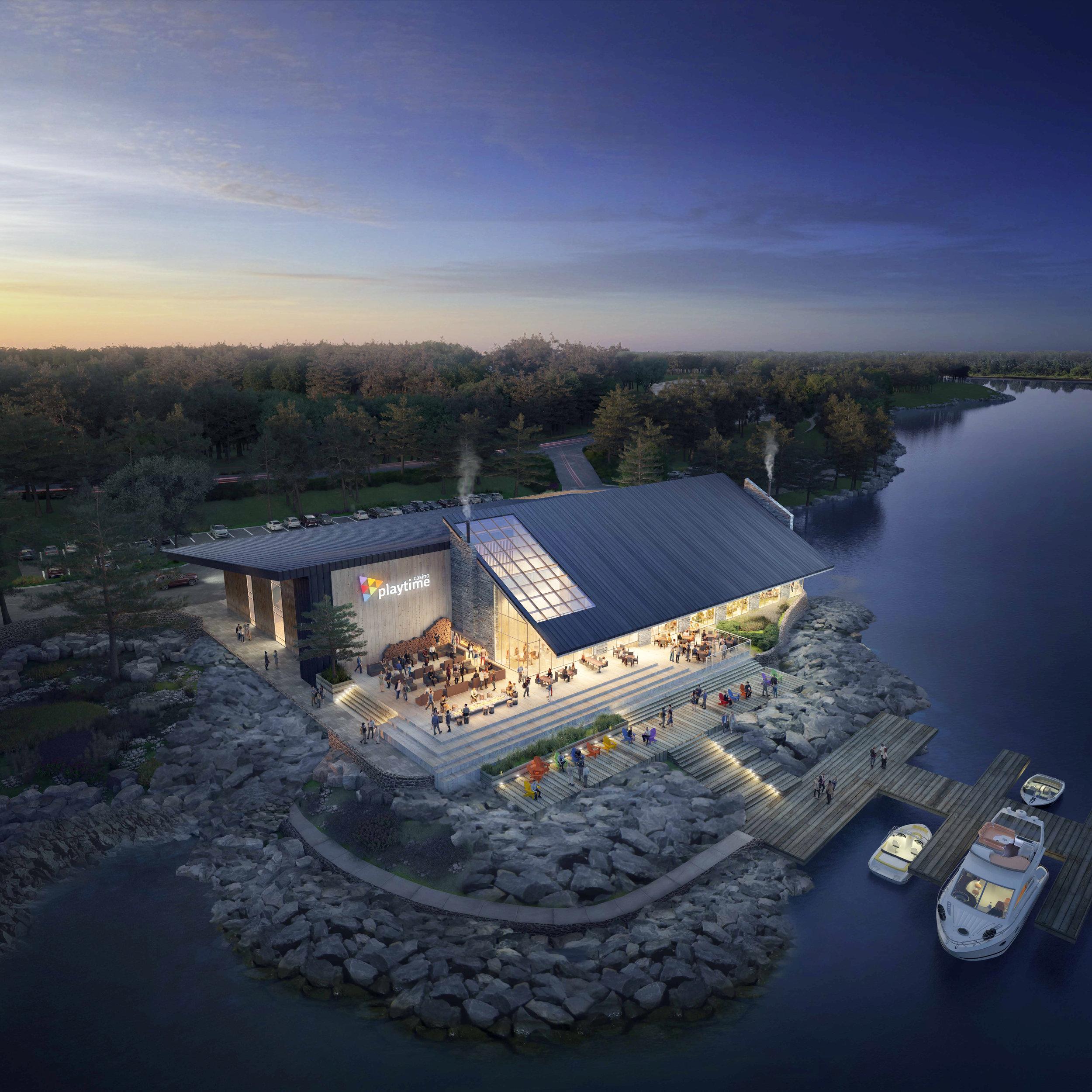 Kenora Casino Cumulus Architects  Kenora, ON In progress
