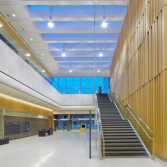 Thunder Bay Consolidated Courthouse   Thunder Bay, Ontario  Adamson Associates