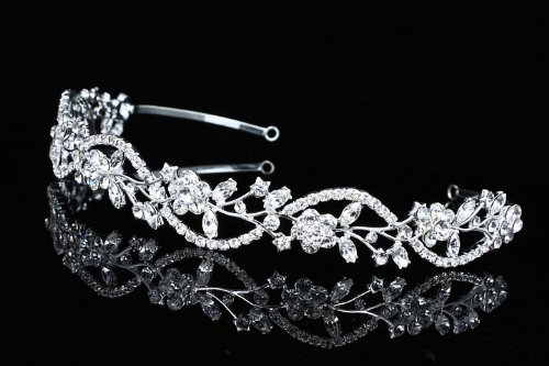 Trust me. You need this. Tiaras go with  everything .