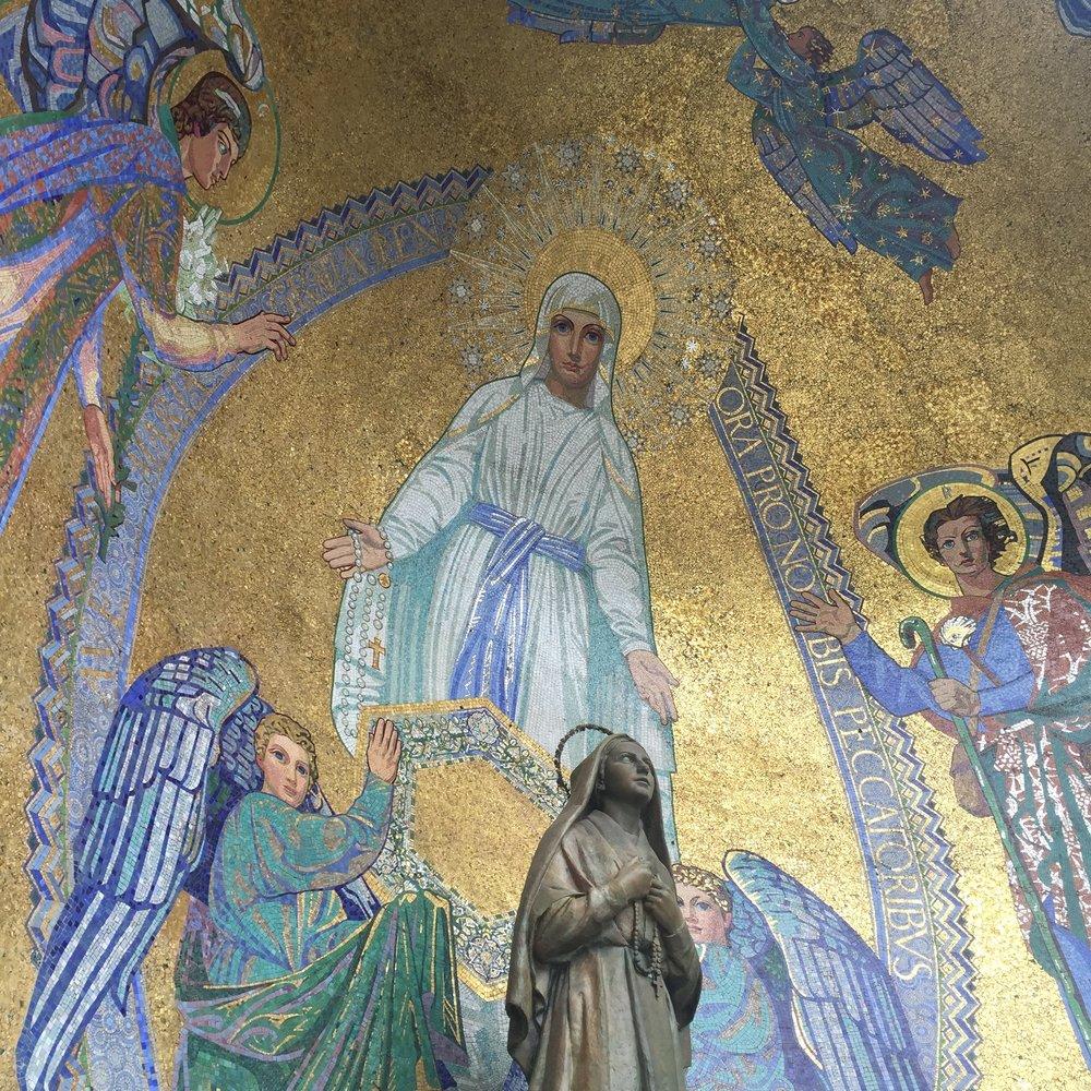Lourdes, France www.laurabradbury.com
