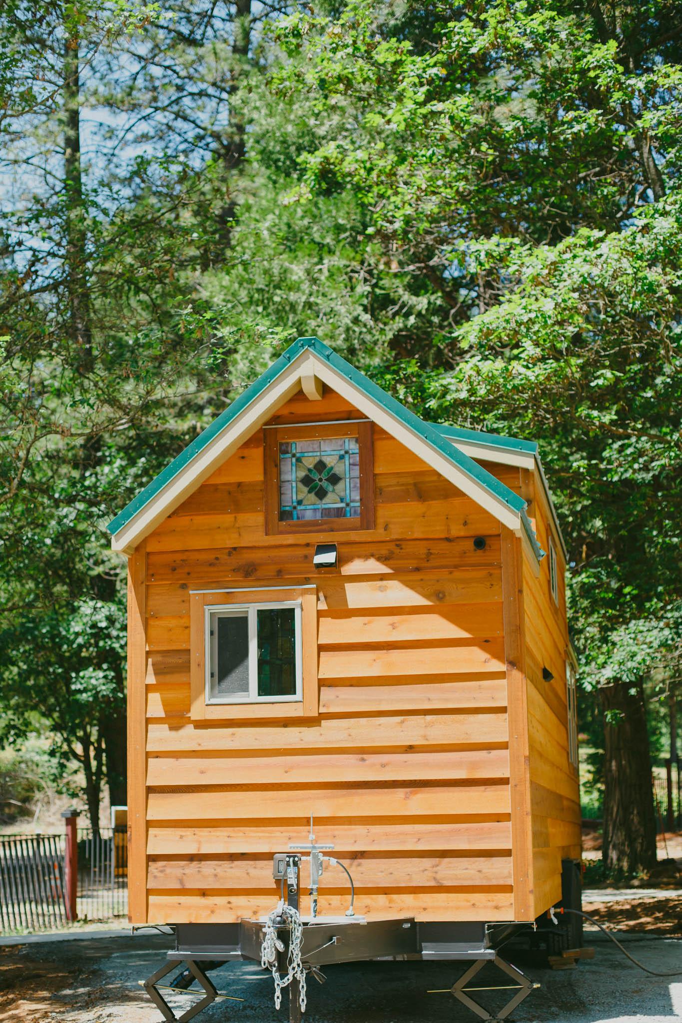Tiny House for the Camp Caretaker
