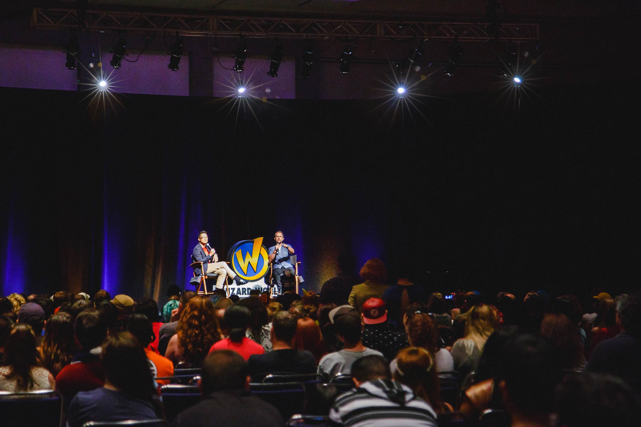 Billy Boyd at Wizard World Comic Con | Lenkaland Photography