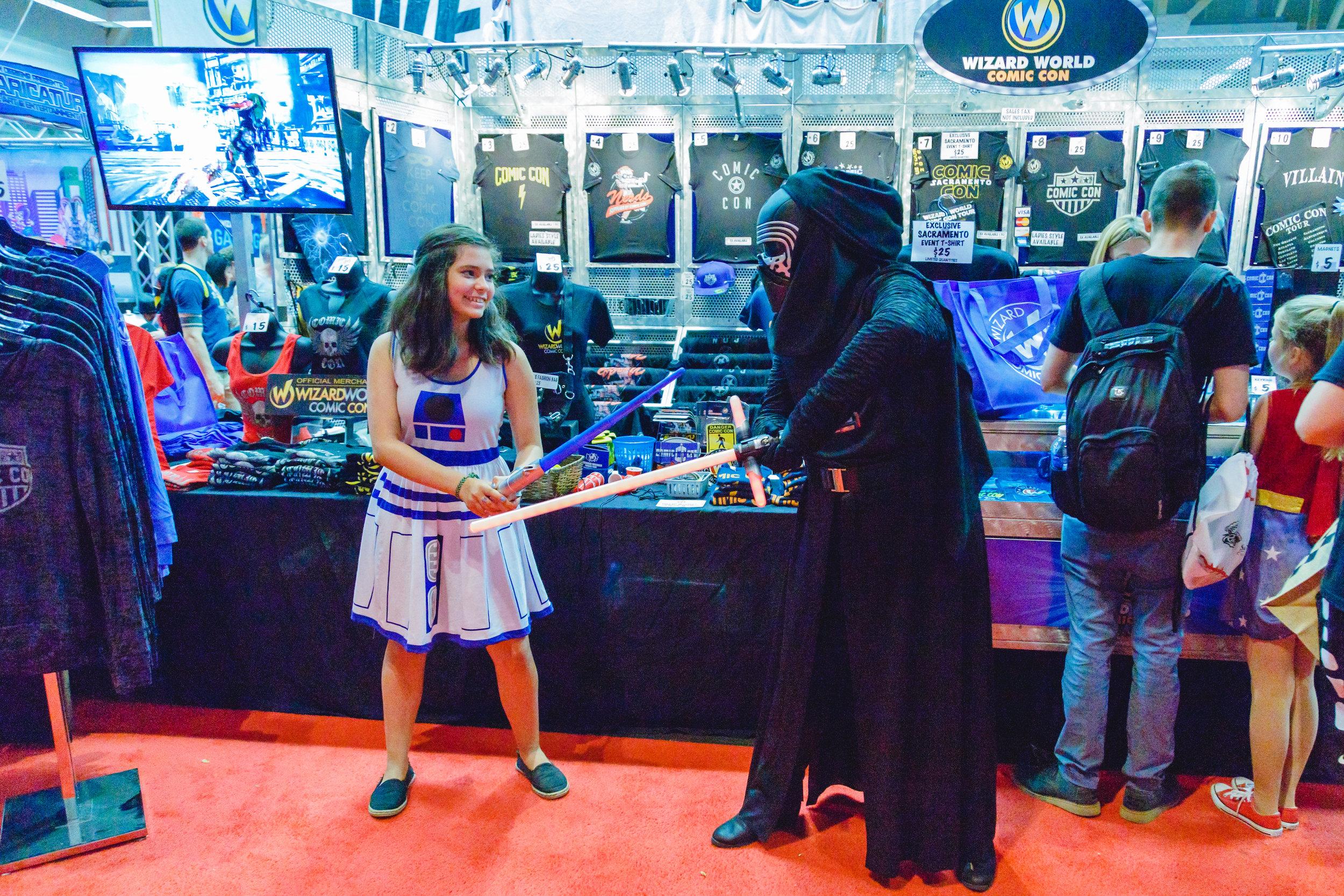 Wizard World Comic Con | Lenkaland Photography