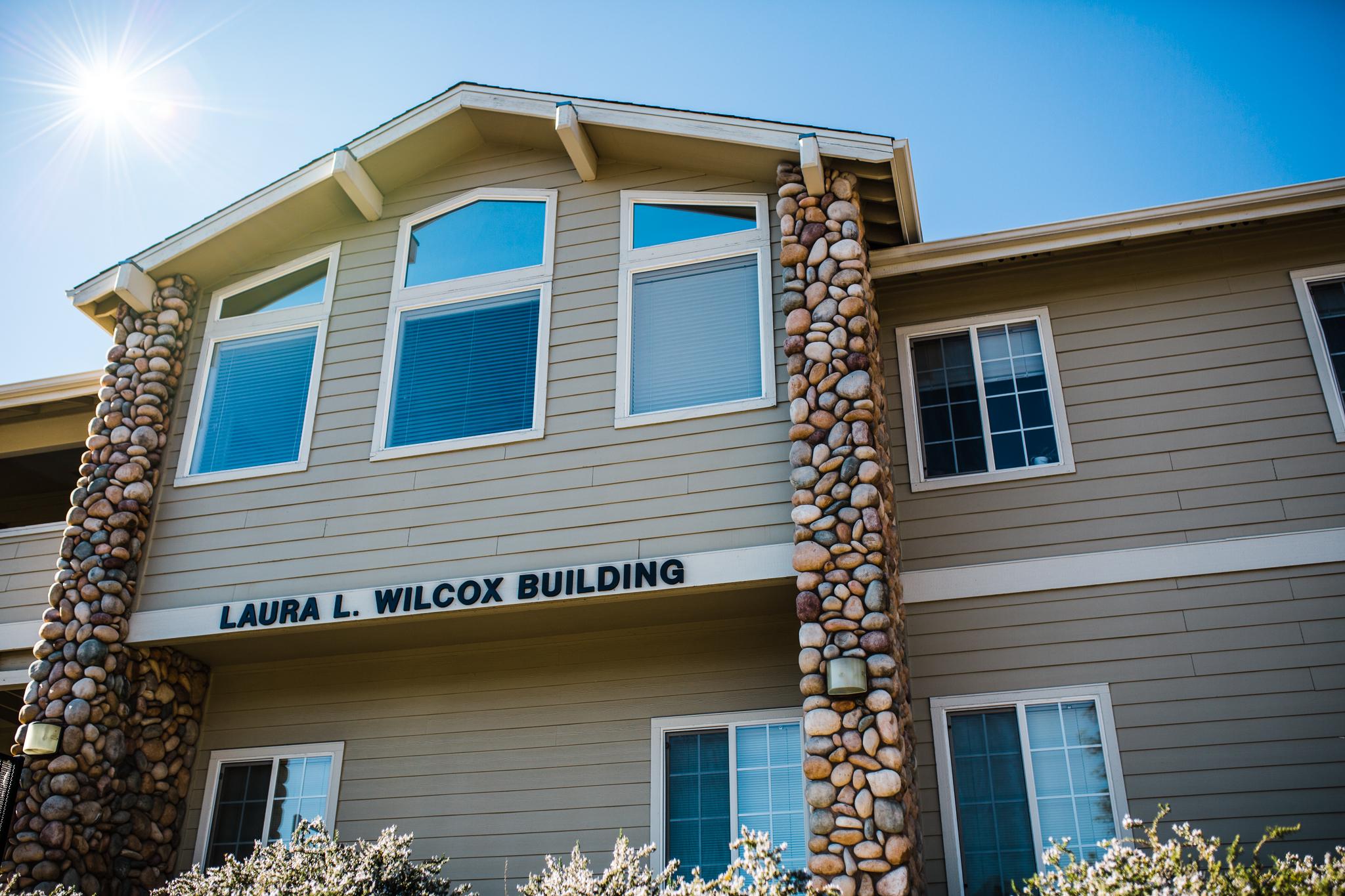 Laura L. Wilcox Building