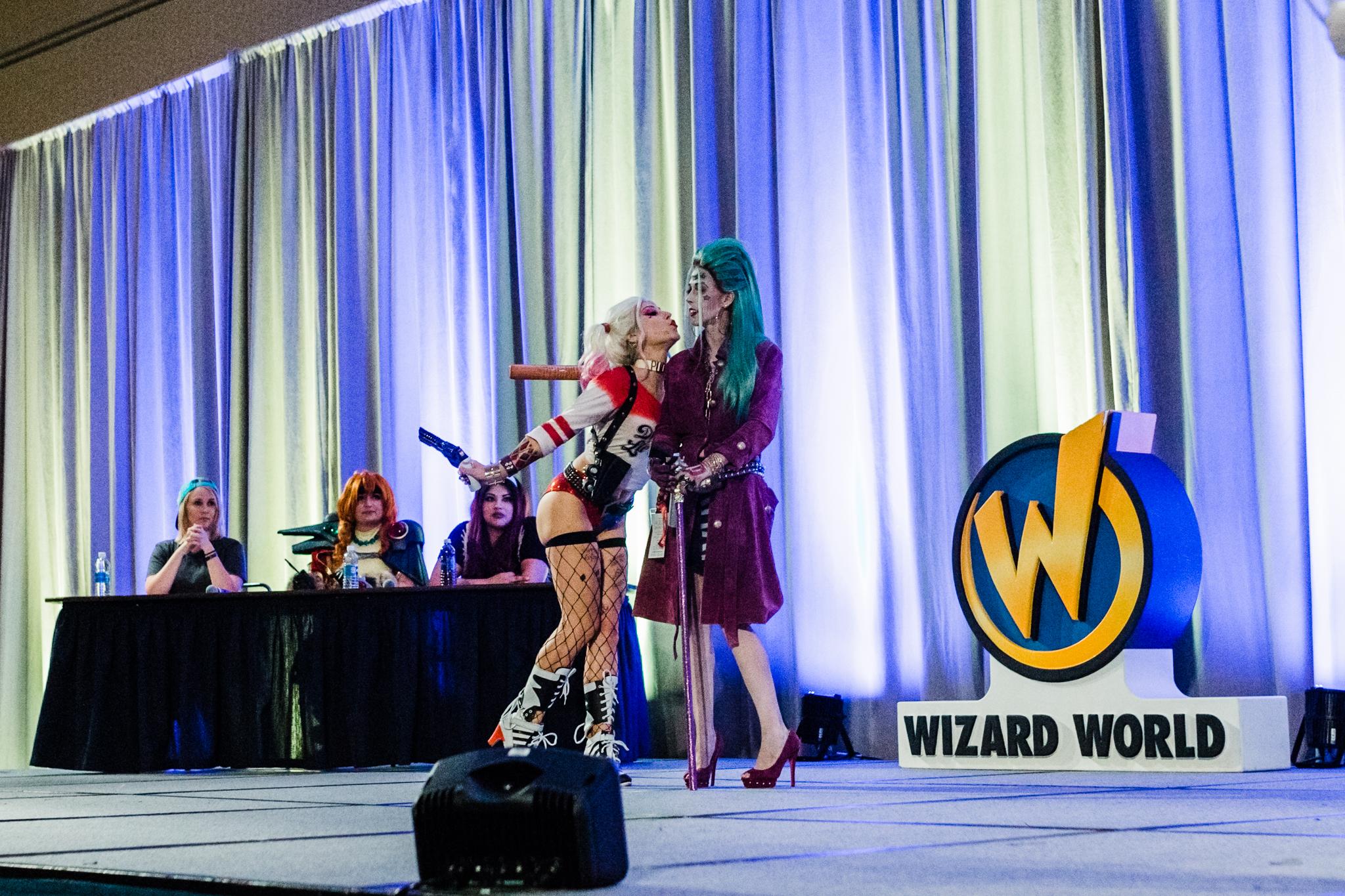 Wizard World | Lenkaland Photography | Sacramento, California