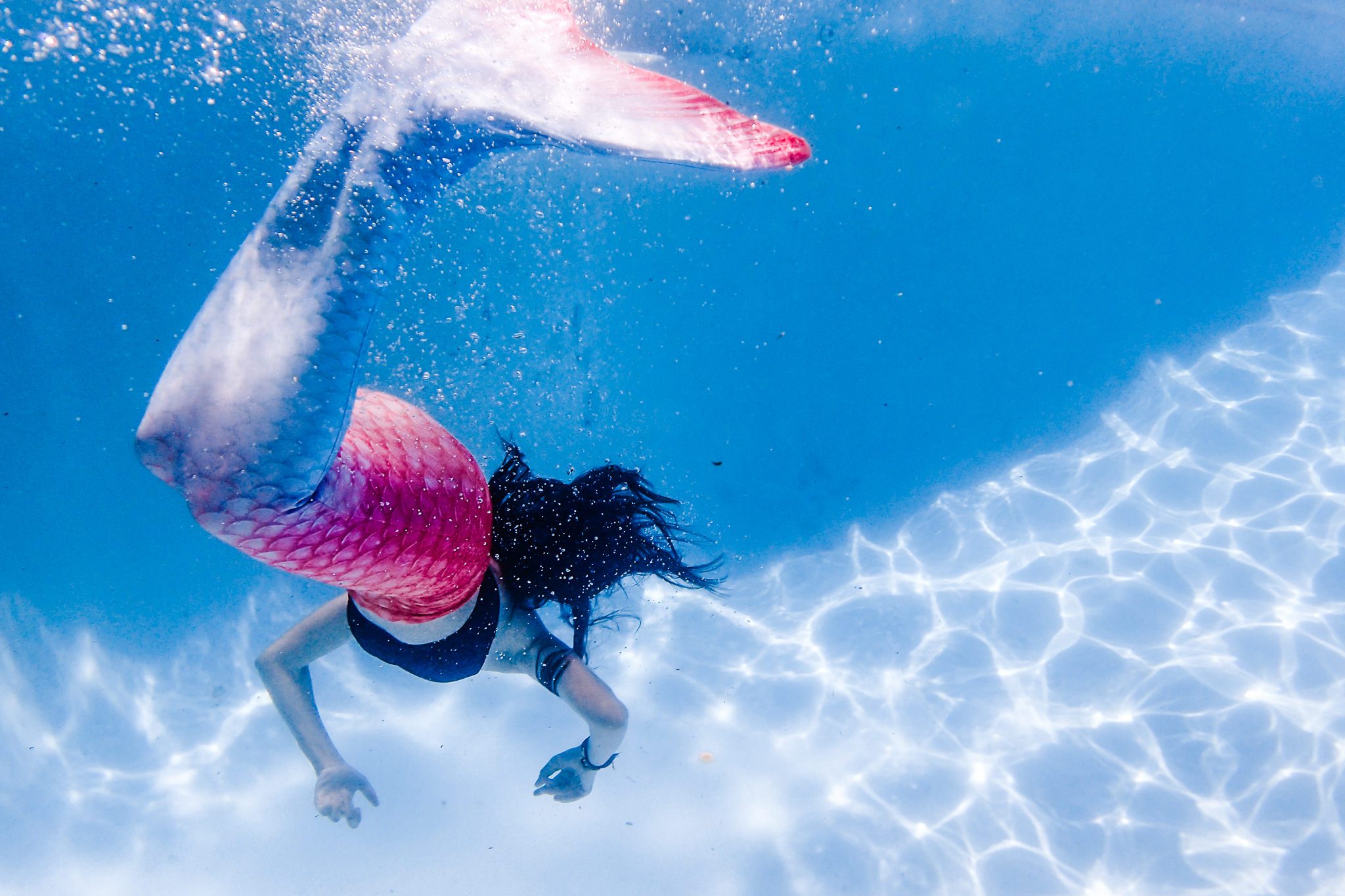 Mermaid | Anika Vodicka and Lenkaland Photography