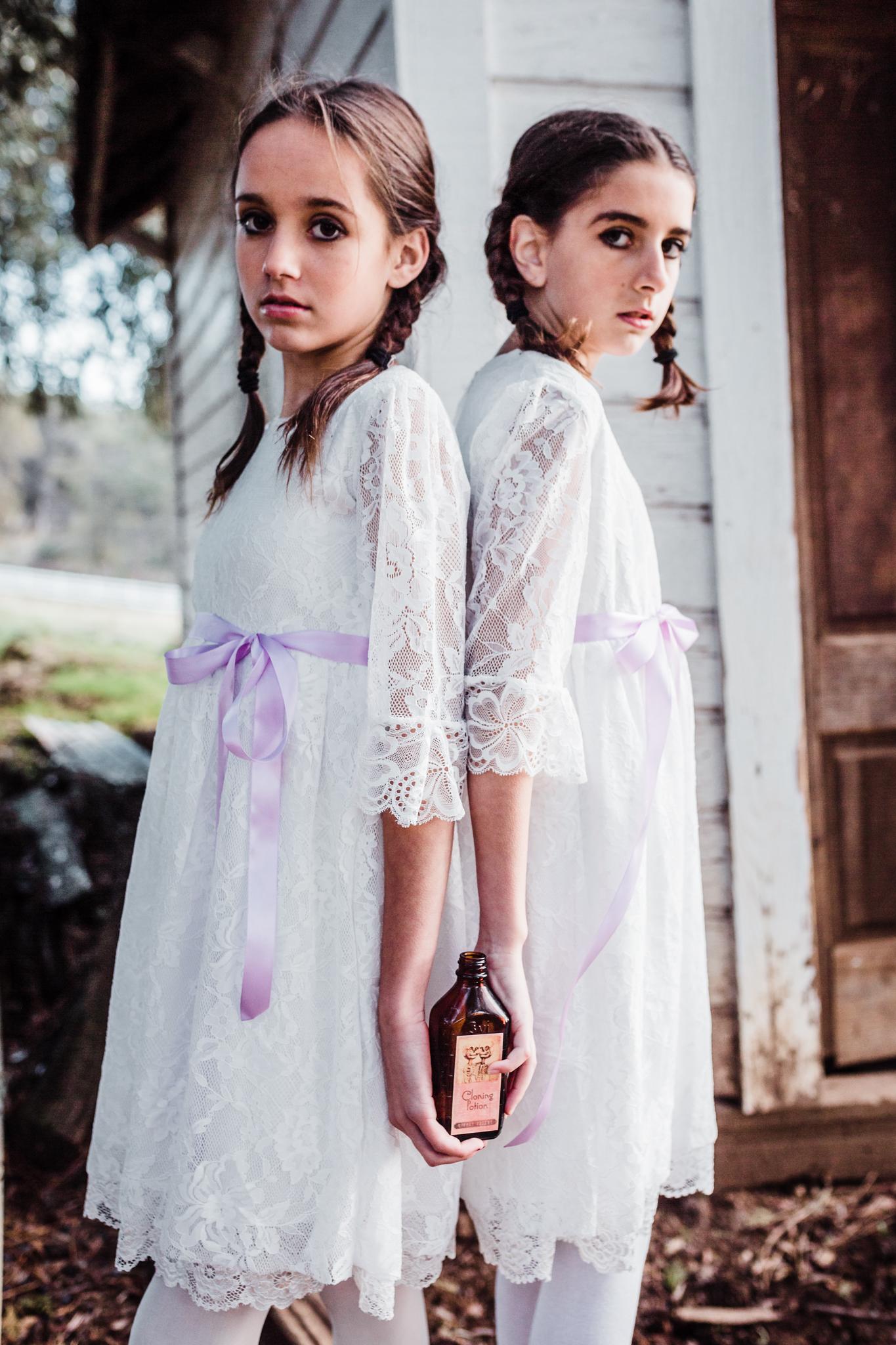 Gothic Storytelling   Lenkaland Photography