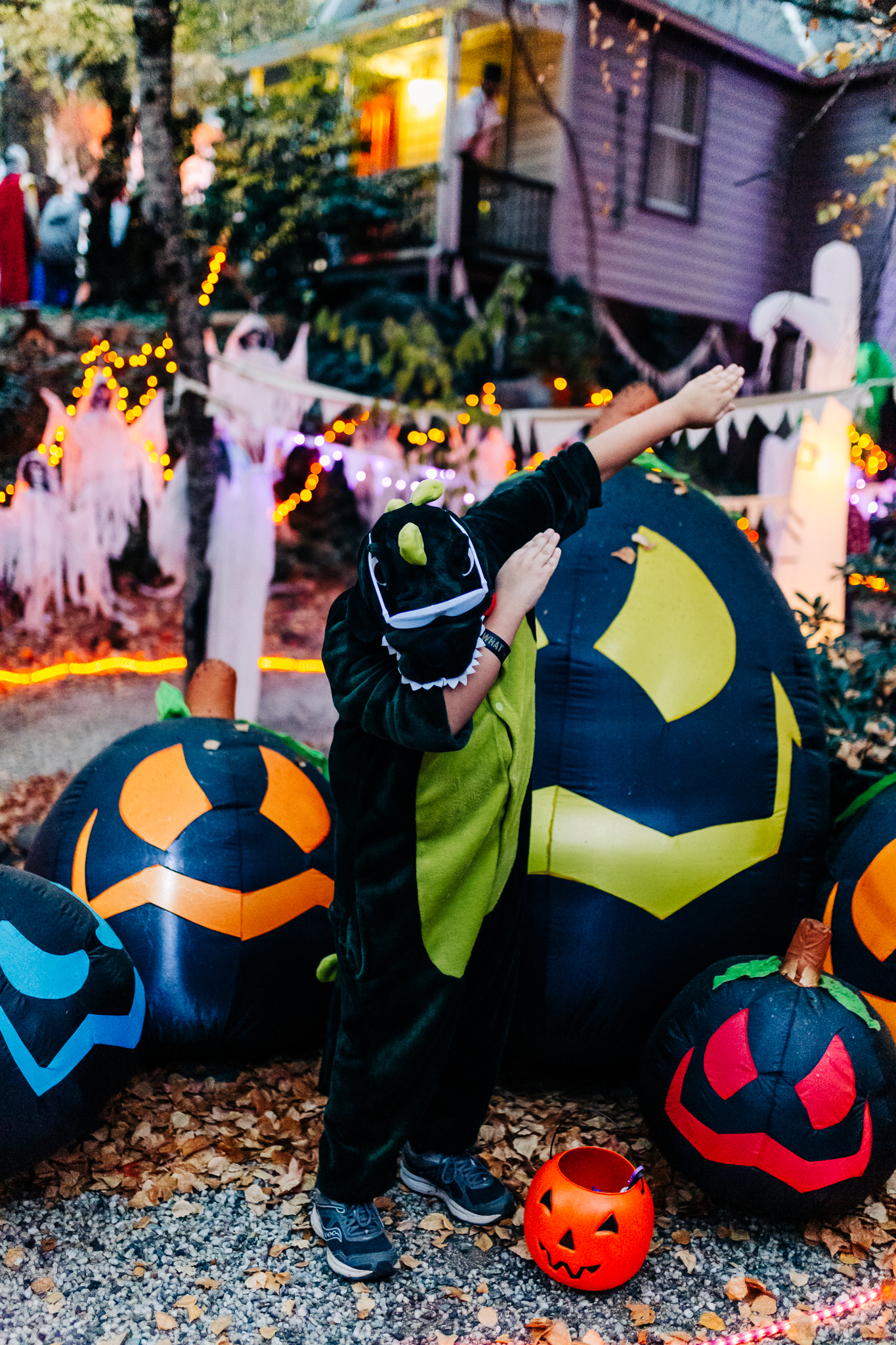 Nevada City Halloween | Lenkaland Photography