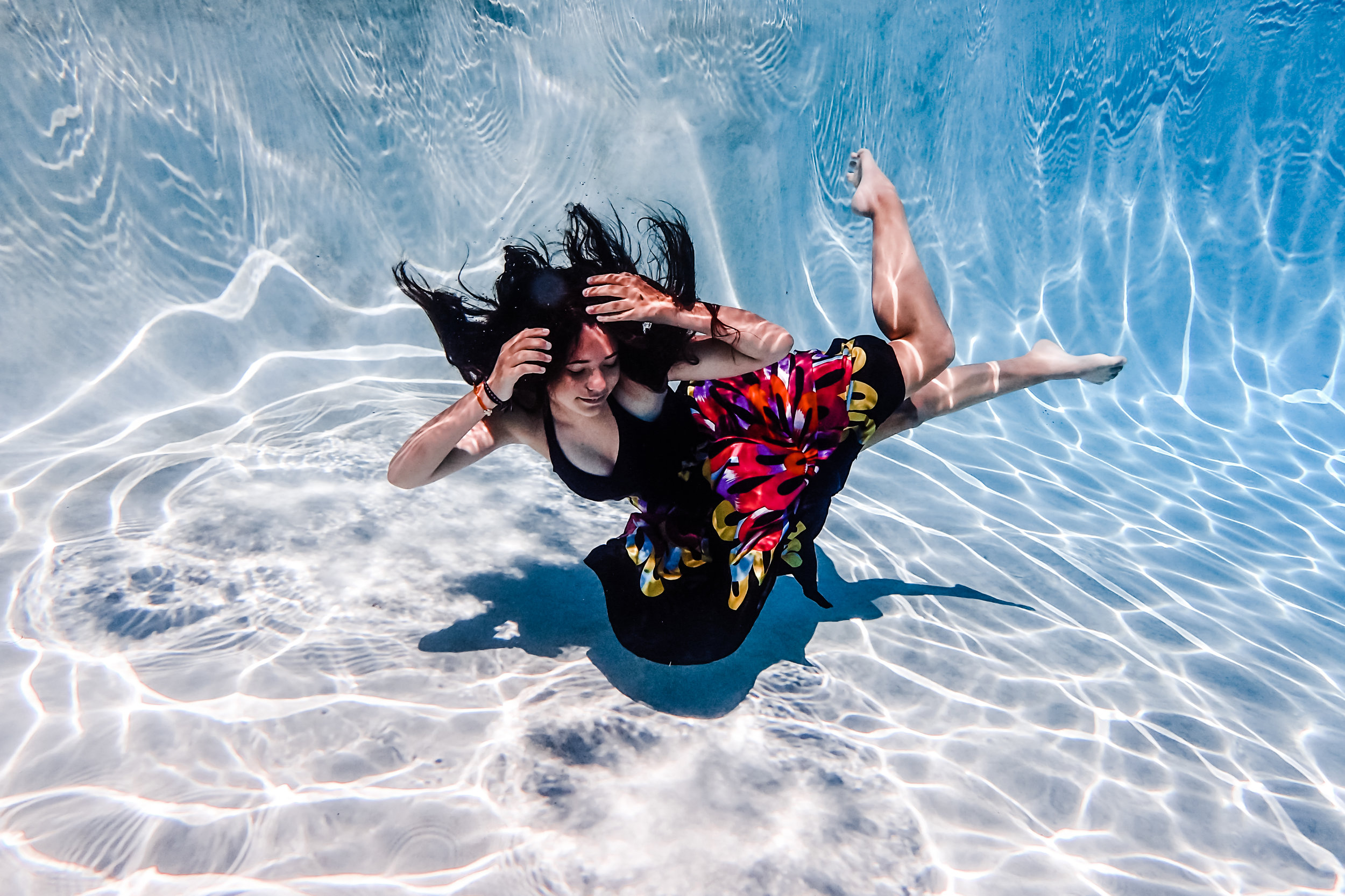 underwater | Anika Vodicka and Lenkaland Photography