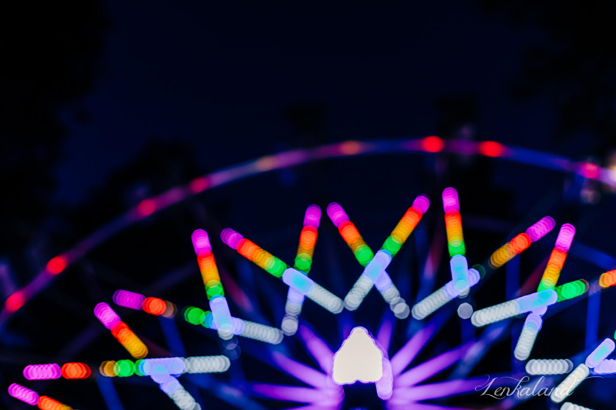 Country Fair Midway at the Nevada County Fair with Lenkaland Photography