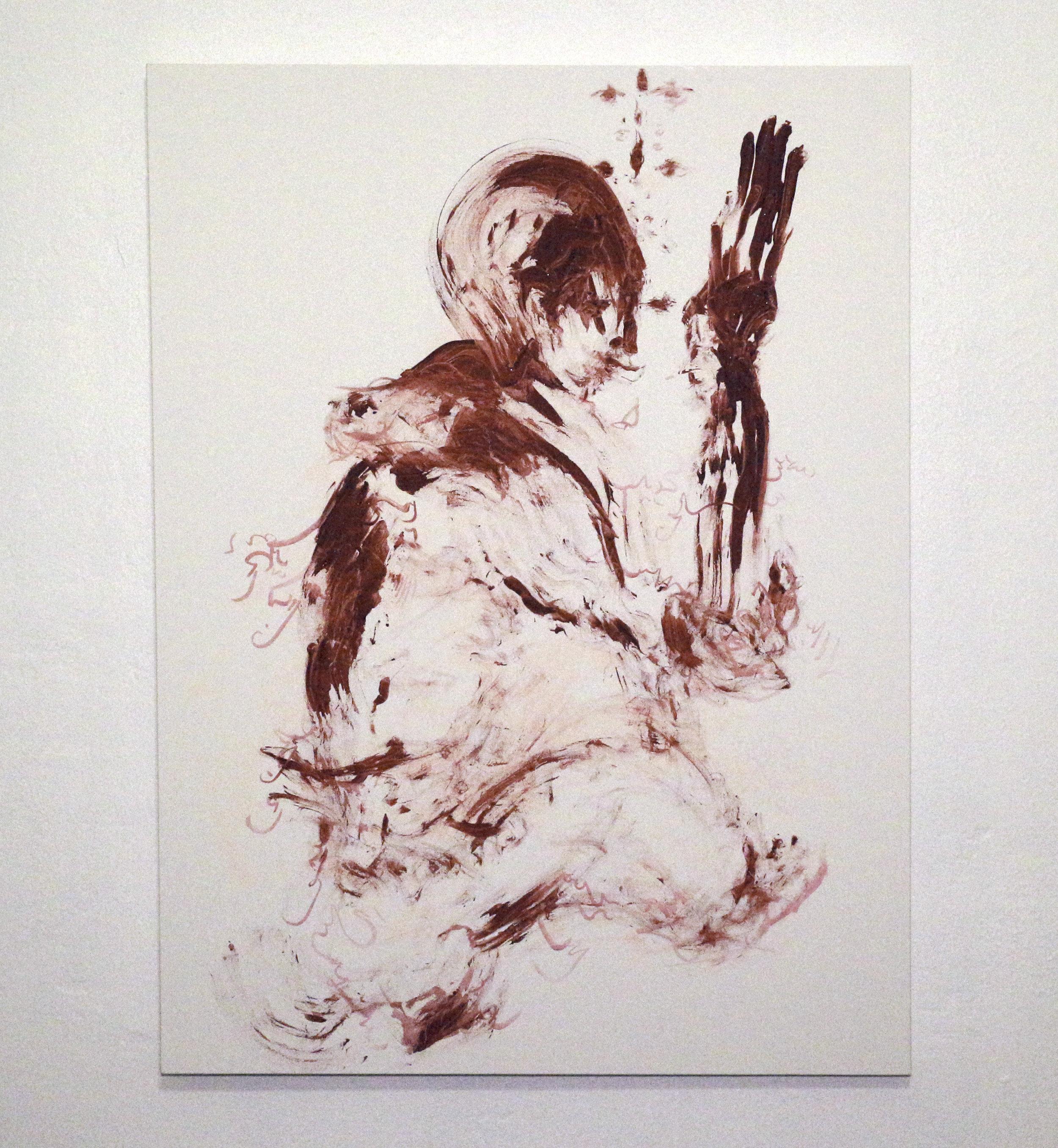 Michael Haight Art - Blood Ghosts