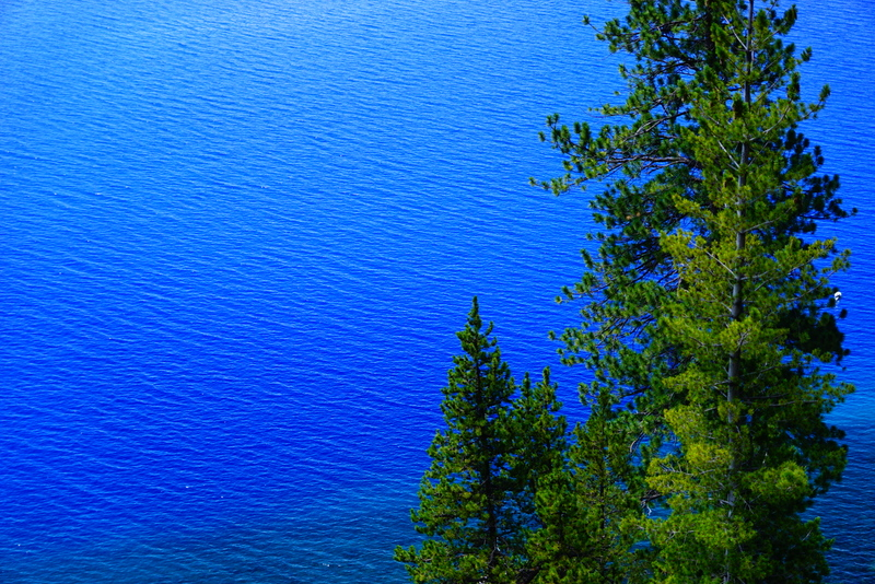 Stewart Decker, Crater Lake